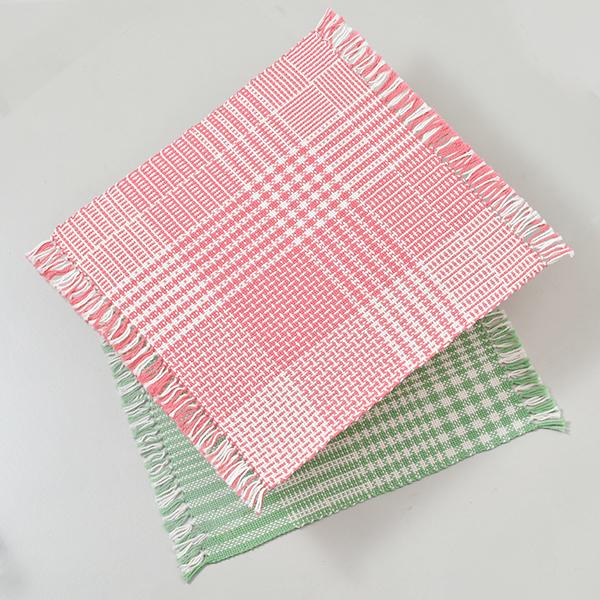 やってみよう!手紡ぎ・手織り