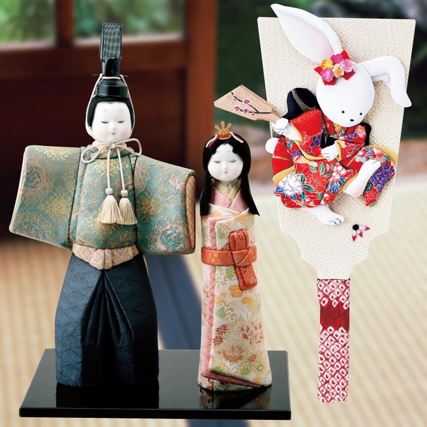 若杉美津子の木目込人形・押絵