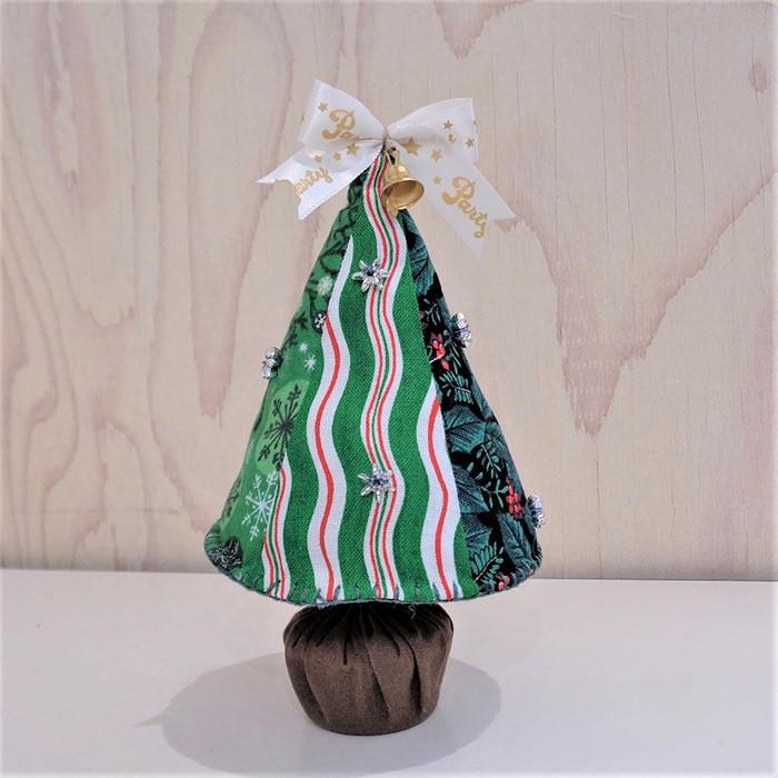 《クリスマス講習》ミニクリスマスツリー